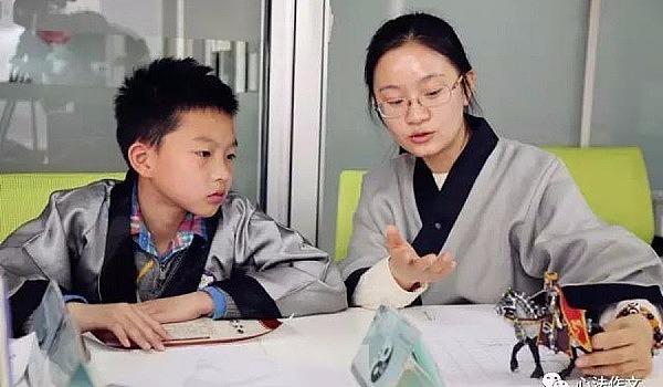 心法作文---------帮孩子打开作文思路 让创作灵感无限生发