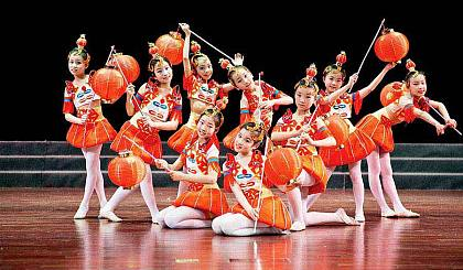 周末【飞舞团】,舞出兴趣