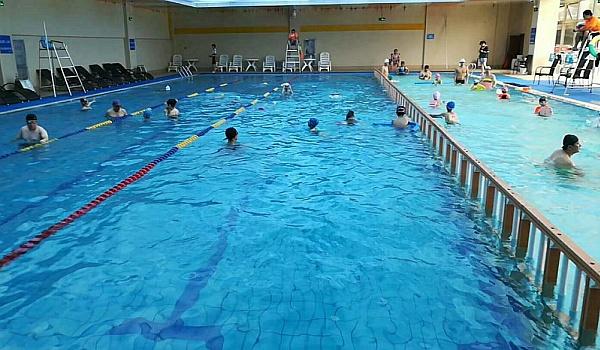 嘉兴银吉姆(英派斯健身)游泳免费体验