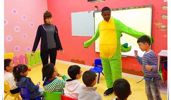 爱贝国际少儿英语全外教互动主题课程