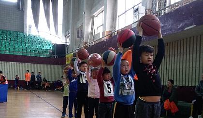 小可爱们❗️羽毛球篮球