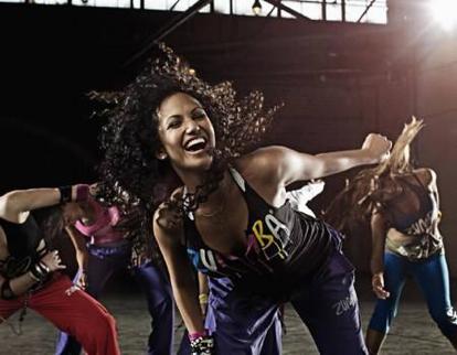 活动-常州【雅园教育】引进当下最fashion的减脂健身操——尊巴Zumba