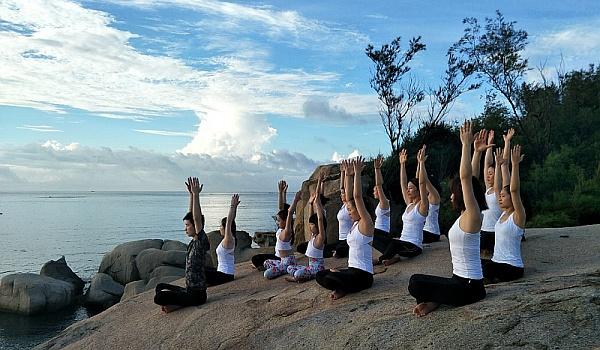 悠静瑜伽公益分享课第30期