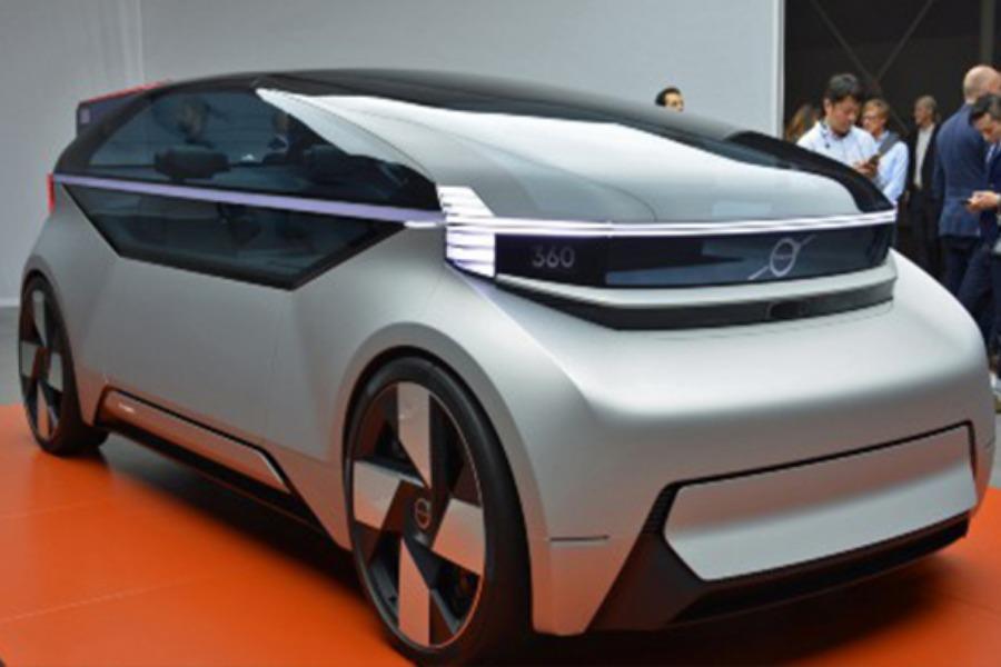 Auto Ai 2019第三届中国国智能驾驶汽车新技术博览会