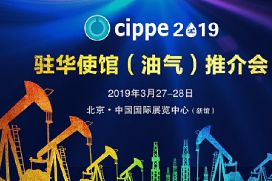 cippe2019驻华使馆(油气)推介会