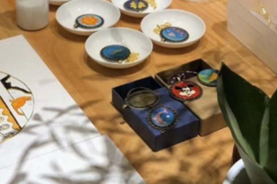 【魔都首家!】景泰蓝掐丝珐琅手工小班课——大师亲授非遗艺术修为体验