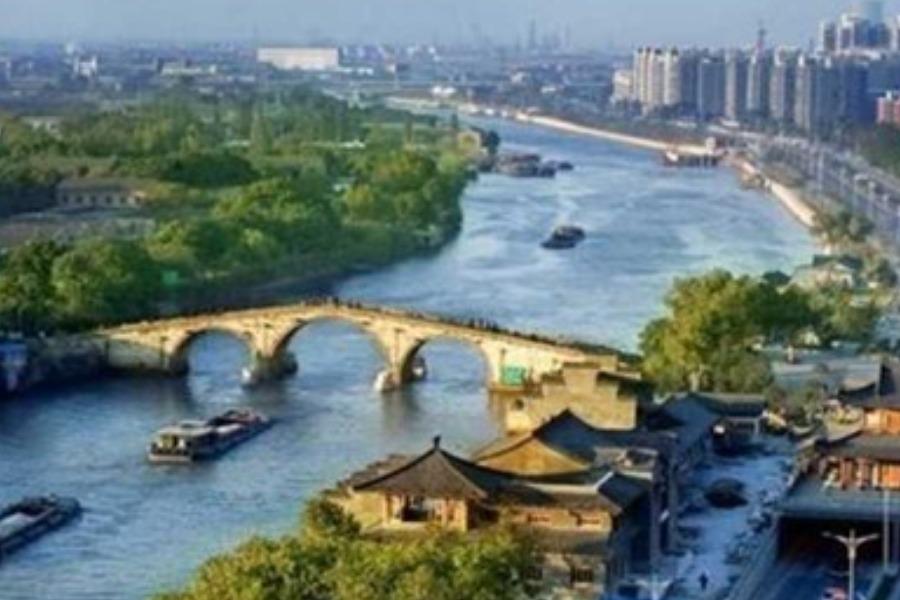 追寻历史的脚步,徒步京杭大运河源头休闲摄影之旅