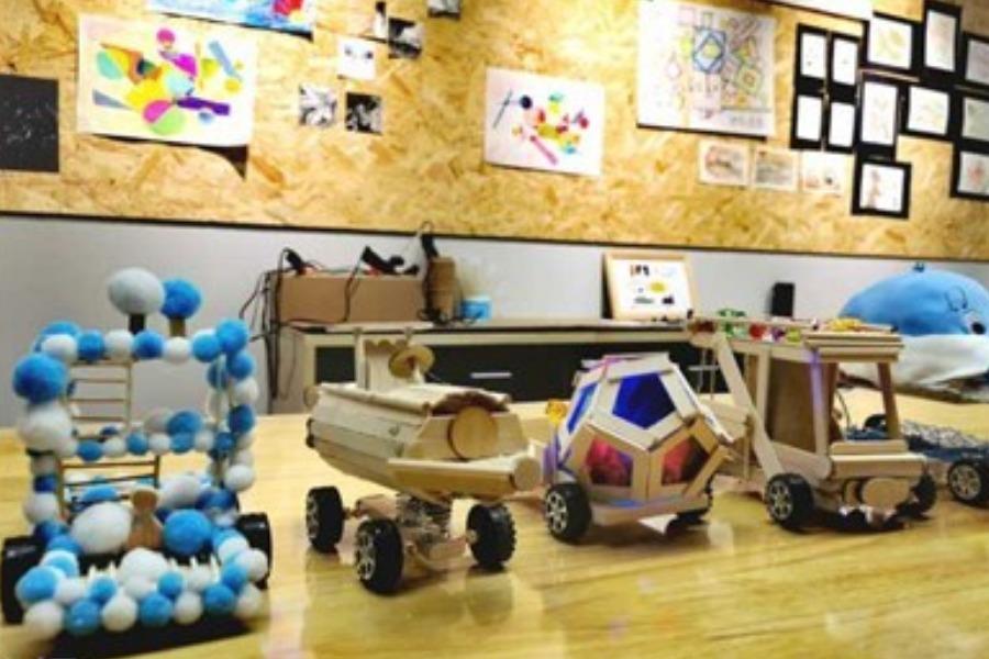 木艺工坊-未来的车