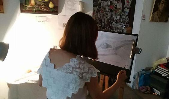 阳泉市第二届成人美术班开始报名