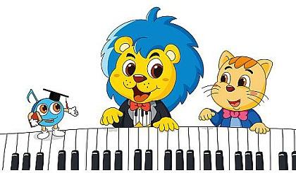 华艺琴行钢琴免费学啦!
