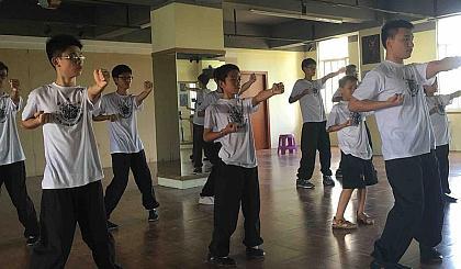 暑假来学咏春拳吧