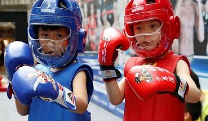 拳力之巅☞少儿暑假班☜