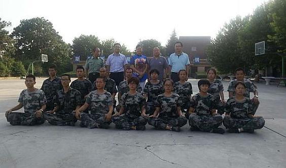 铜川青少年军校 第一期青少年军事夏令营七天红色军旅之行