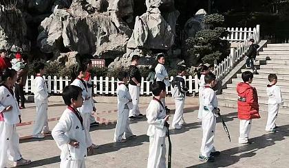 跆拳道高品质公开课