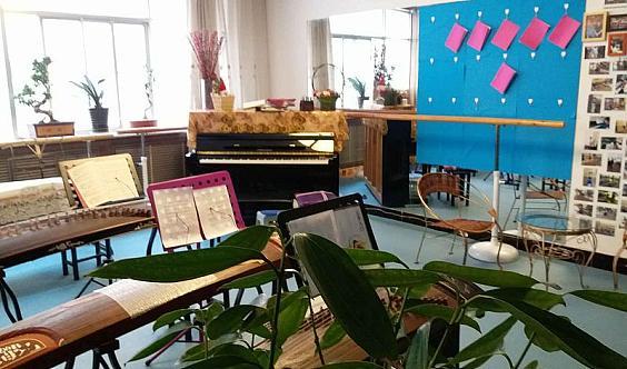 庆阳乐博艺术学校 钢琴 古筝 舞蹈 声乐