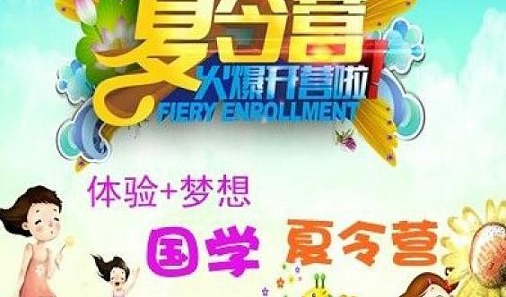 广西《了凡国学》2017年青少年夏令营(平南营地)
