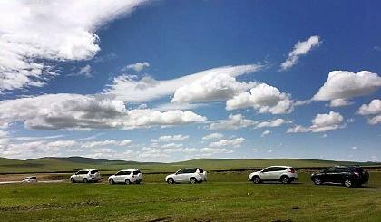呼伦贝尔大草原 暑期穿越活动