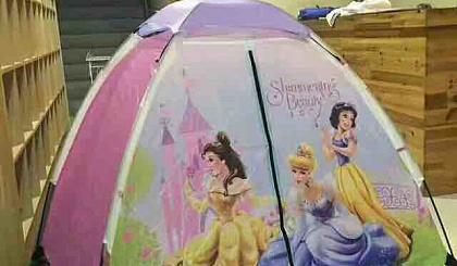 缤纷鸟少儿美术暑期报名送帐篷了