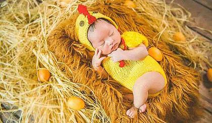 扶余皇家国际儿童摄影,5元购宝宝照
