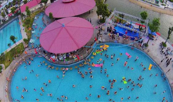 海丰碧泉湾游泳培训班2017年第一期招生火热进行中。