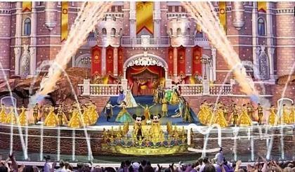 辽宁省首届大型72变童话盛典正式启动
