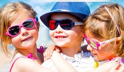 500副168元儿童时尚偏光眼镜太阳镜免费送!疯狂吧!