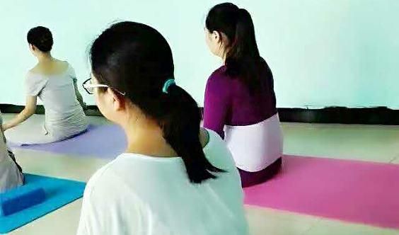 通江县13-18岁形体瑜伽培训开课了