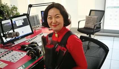 吉林教育广播主持人静言——《快乐家长,幸福宝贝》教育讲座