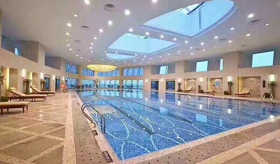 新开游泳健身报名四折优惠