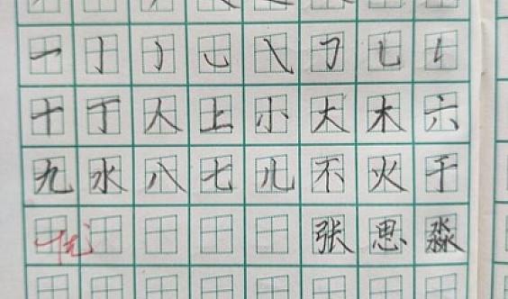 39元抢购赵汝飞练字精品课程