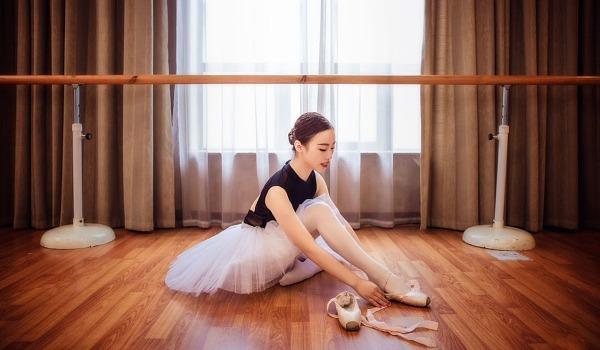7月14日俄罗斯学派张幸老师芭蕾公开课
