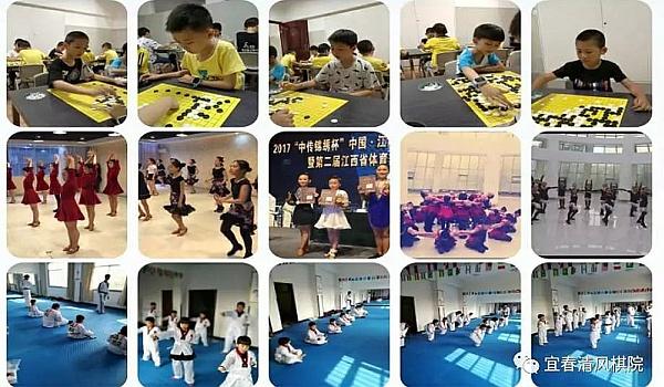免费体验课围棋舞蹈美术跆拳道作文辅导葫芦丝