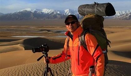 【徒步旅行】沙漠徒步穿越,相约甘肃张掖——雷殿生《爸爸带我去沙漠》