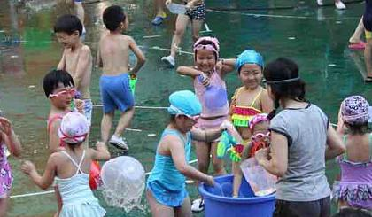 第一届博苑疯狂泼水节