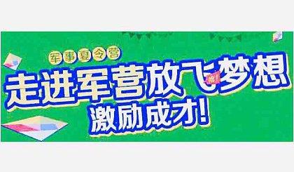 驰骋武道暑期夏令营