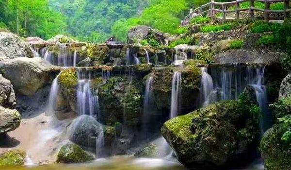 悦徒户外•7月16日周日,仁吉喜木景区花谷赏花,耍水!穿越水磨古镇!