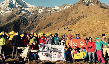 乐此公益&P-RESA中国罗浮八旅恩宁图书室全球志工旅行7月3-8号藏区学校援建/