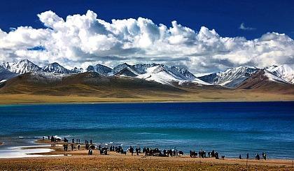 西藏天籁★第三极10日深度游★拉萨、珠峰、亚东、日喀则、纳木措、羊湖…