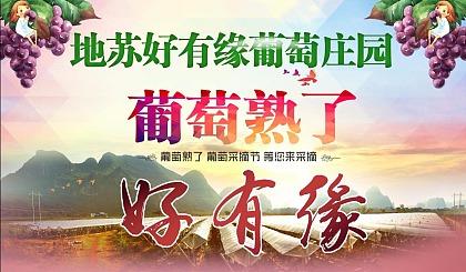 地苏好有缘葡萄庄园【葡萄成熟了】!!!