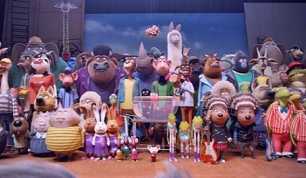 电影狂欢节——《欢乐好声音》