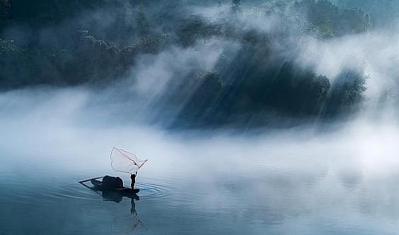 东江神雾、高椅岭丹霞摄影采风活动