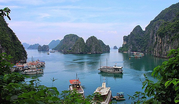 9月让我们一起结伴同行   畅游北越一个不一样的生日~~