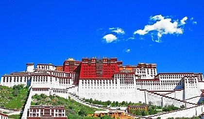 秘境西藏┋带上心跟信仰 走进一方净土 洗去一身浮华