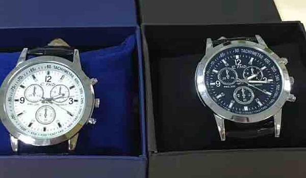 免费送888支韩版时尚手表