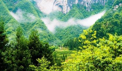 悬浮秘境湖北恩施,悬浮人间仙境 的『中国仙本那』